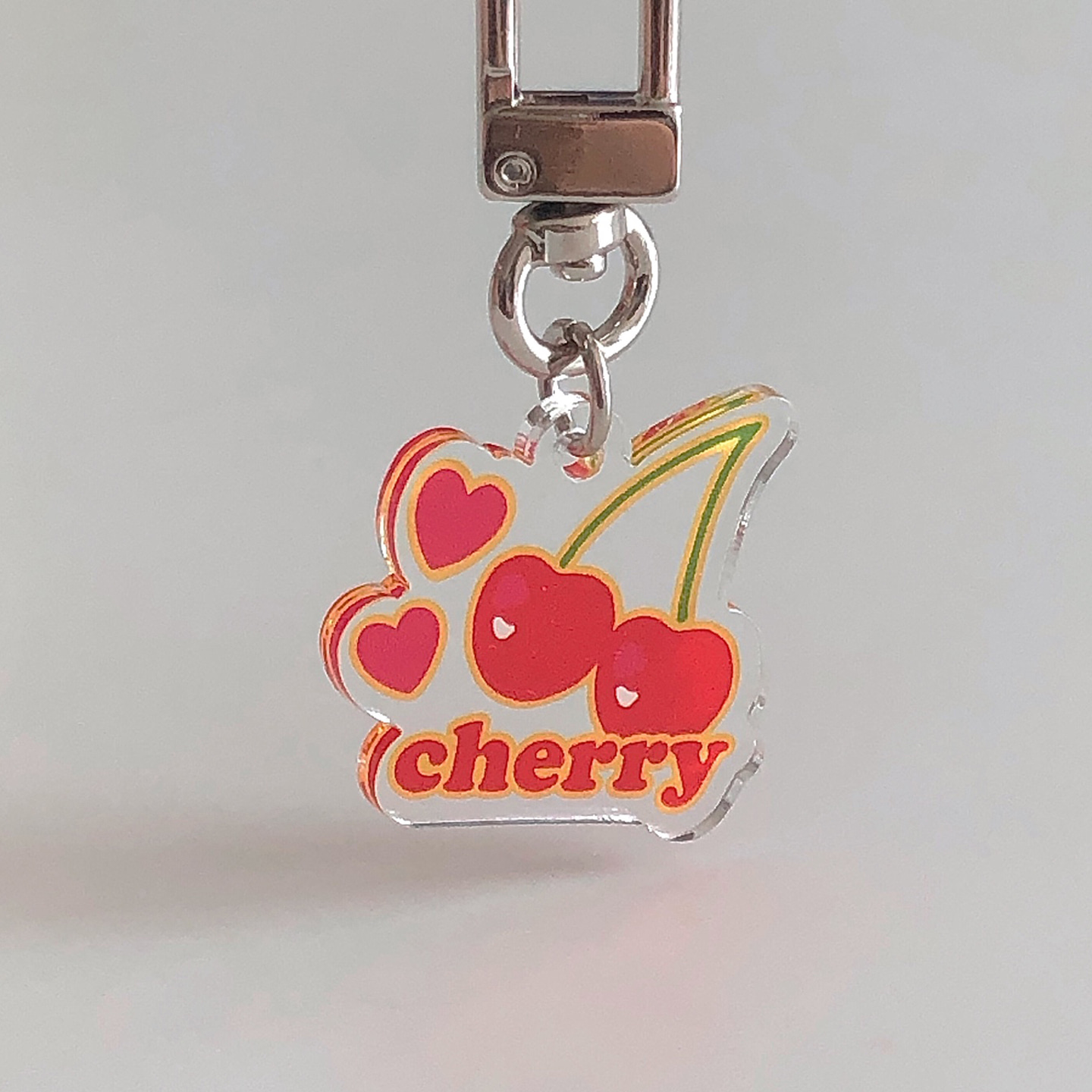 Cherry cherry key ring (아크릴)