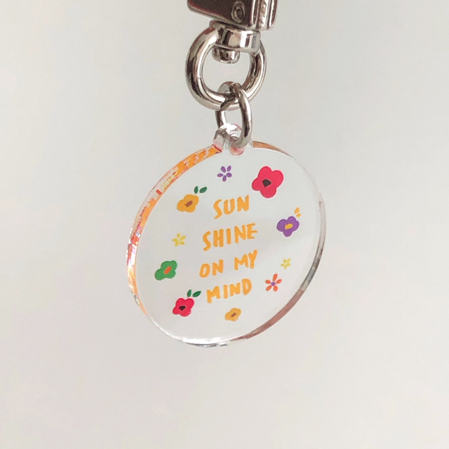 Sunshine key ring (아크릴)