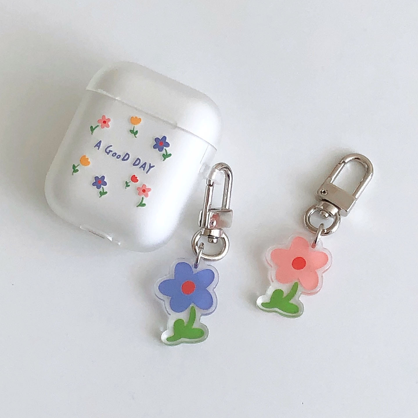 A good day key ring (아크릴)